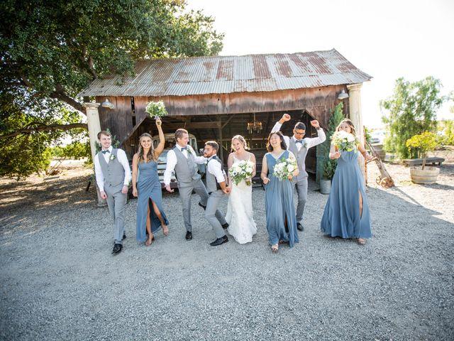 Emily and Gabriel's Wedding in Nipomo, California 8