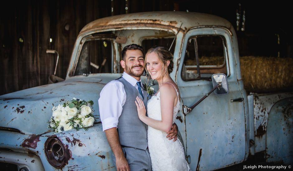 Emily and Gabriel's Wedding in Nipomo, California