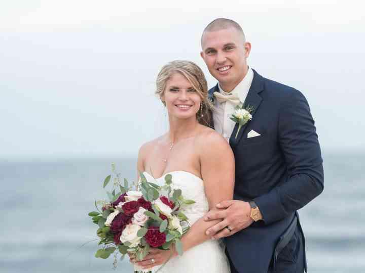 The wedding of Tori and Jake