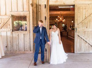 The wedding of Sara and Taylor 3