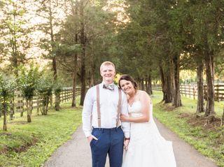 The wedding of Sara and Taylor