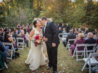 The wedding of Alyssa and Jon