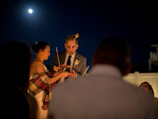 The wedding of NuNu and Doug 1