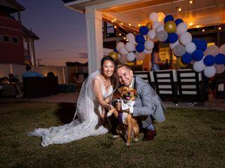 The wedding of NuNu and Doug 3