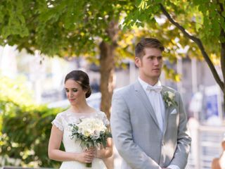 The wedding of Molly and Ben 2