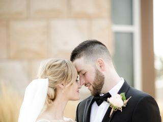 The wedding of Hanna and Hayden 1