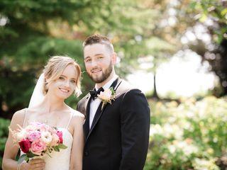 The wedding of Hanna and Hayden