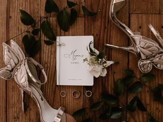 The wedding of Megan and Arshad 1