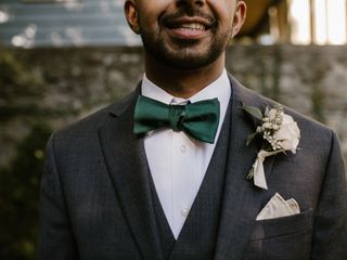 The wedding of Megan and Arshad 3