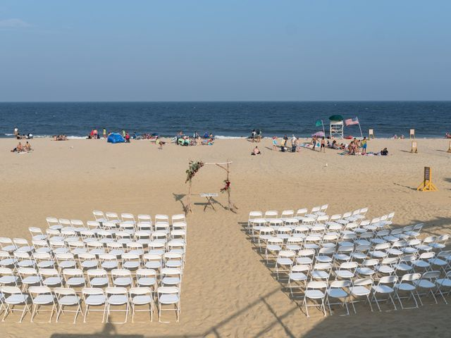 Jake and Tori's Wedding in Long Branch, New Jersey 8