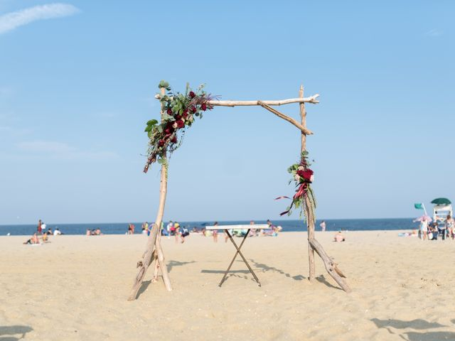 Jake and Tori's Wedding in Long Branch, New Jersey 10