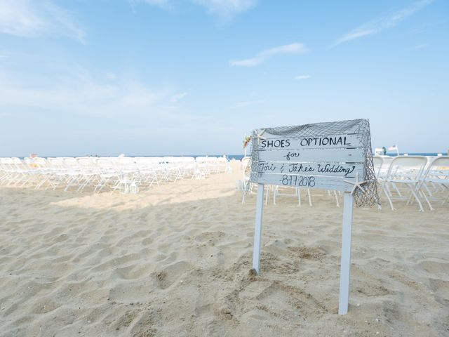 Jake and Tori's Wedding in Long Branch, New Jersey 11