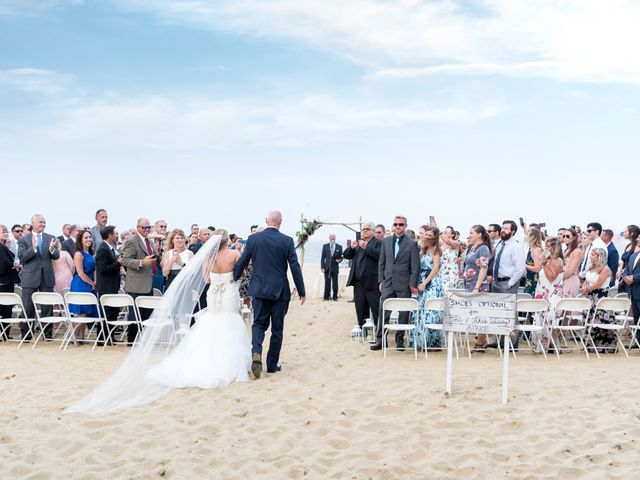 Jake and Tori's Wedding in Long Branch, New Jersey 13