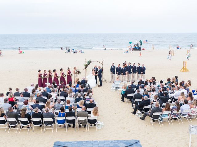 Jake and Tori's Wedding in Long Branch, New Jersey 16