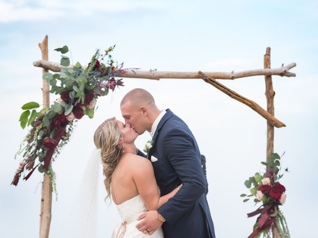 Jake and Tori's Wedding in Long Branch, New Jersey 19