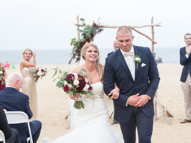 Jake and Tori's Wedding in Long Branch, New Jersey 20