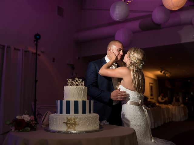 Jake and Tori's Wedding in Long Branch, New Jersey 31
