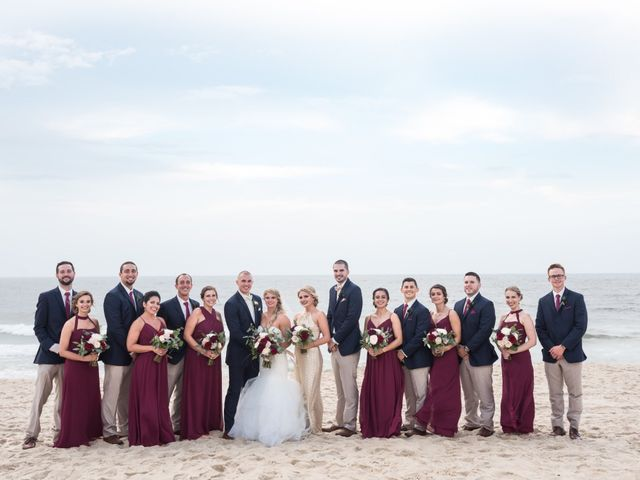 Jake and Tori's Wedding in Long Branch, New Jersey 34