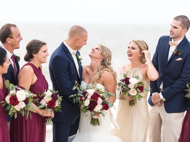 Jake and Tori's Wedding in Long Branch, New Jersey 35