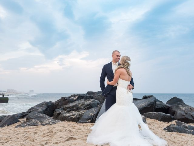 Jake and Tori's Wedding in Long Branch, New Jersey 36