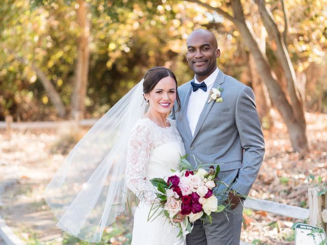 Jeremy and Tracy's Wedding in Fallbrook, California 1