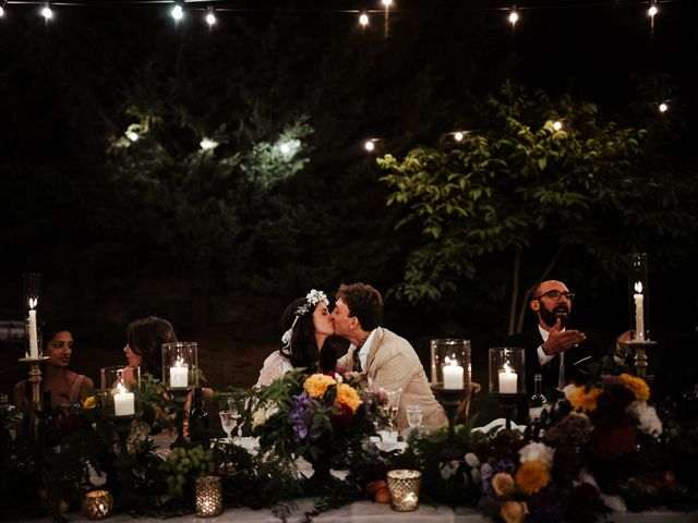 The wedding of Mairin and Pierpaolo