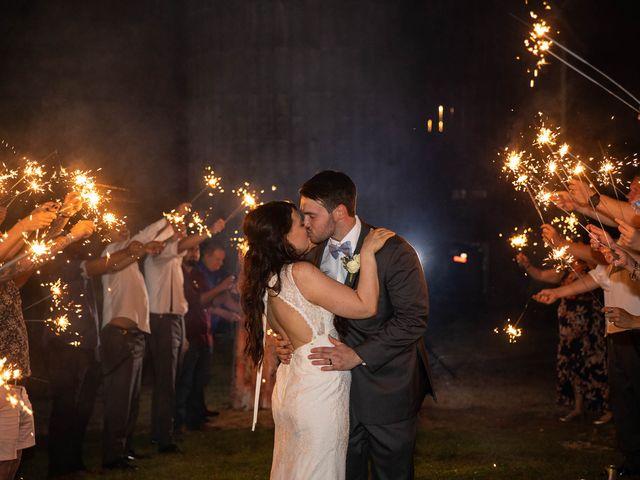 Devin and Michaela's Wedding in Beldenville, Wisconsin 3