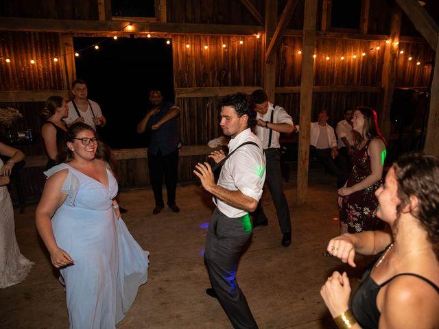 Devin and Michaela's Wedding in Beldenville, Wisconsin 6