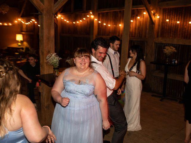 Devin and Michaela's Wedding in Beldenville, Wisconsin 7