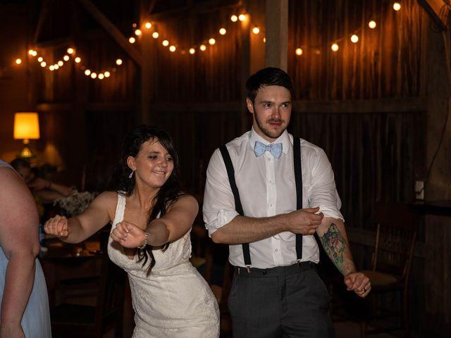 Devin and Michaela's Wedding in Beldenville, Wisconsin 9