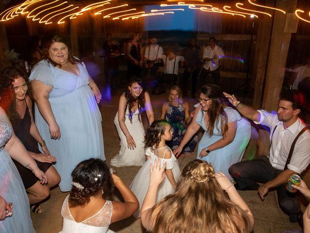Devin and Michaela's Wedding in Beldenville, Wisconsin 10