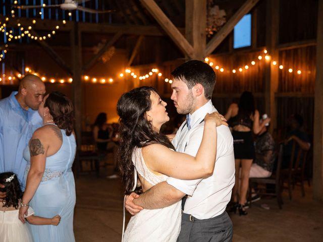 Devin and Michaela's Wedding in Beldenville, Wisconsin 15