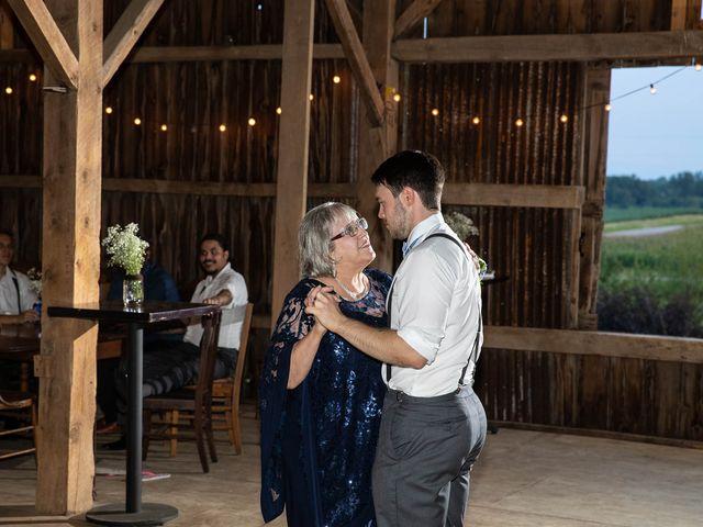 Devin and Michaela's Wedding in Beldenville, Wisconsin 16