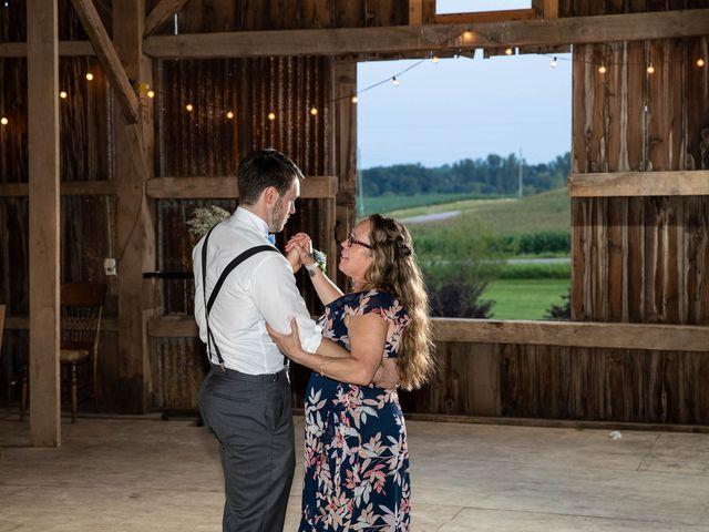 Devin and Michaela's Wedding in Beldenville, Wisconsin 17