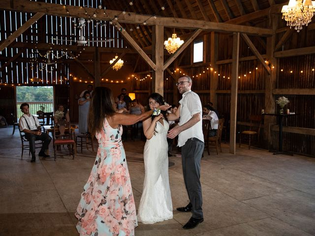 Devin and Michaela's Wedding in Beldenville, Wisconsin 20