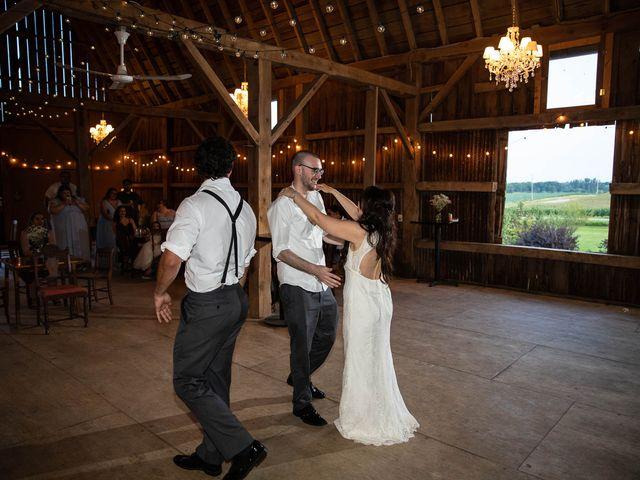 Devin and Michaela's Wedding in Beldenville, Wisconsin 22