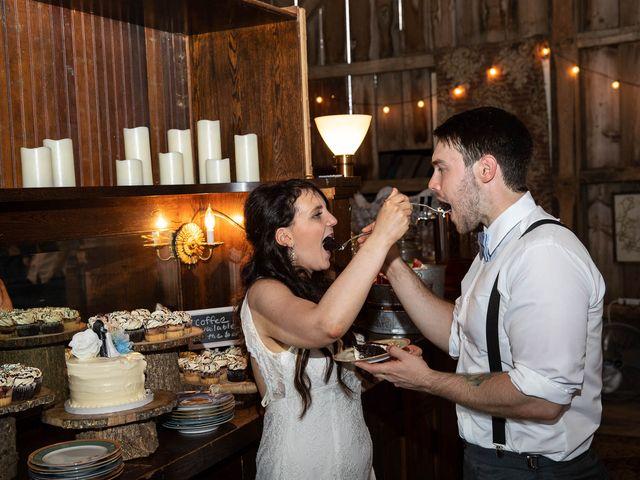 Devin and Michaela's Wedding in Beldenville, Wisconsin 27
