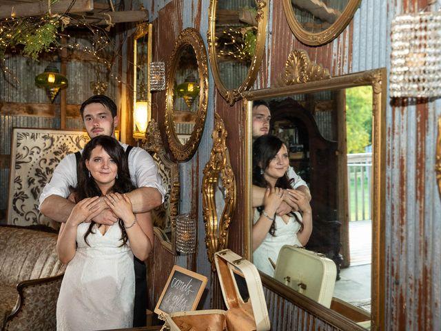 Devin and Michaela's Wedding in Beldenville, Wisconsin 31