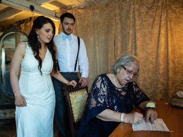 Devin and Michaela's Wedding in Beldenville, Wisconsin 37