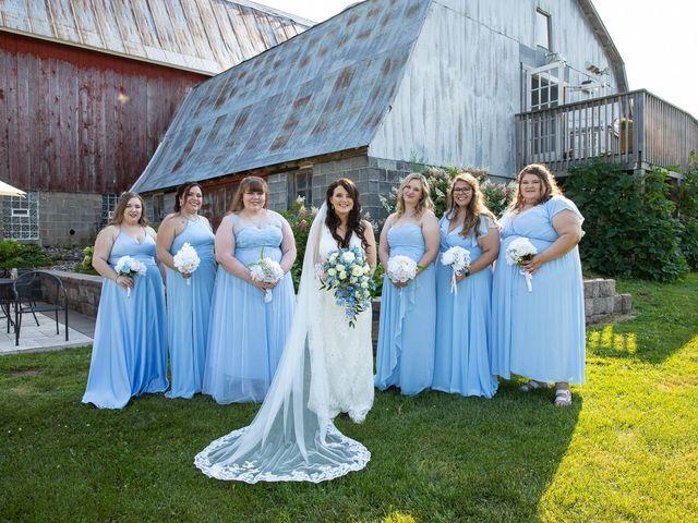 Devin and Michaela's Wedding in Beldenville, Wisconsin 41