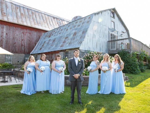 Devin and Michaela's Wedding in Beldenville, Wisconsin 44