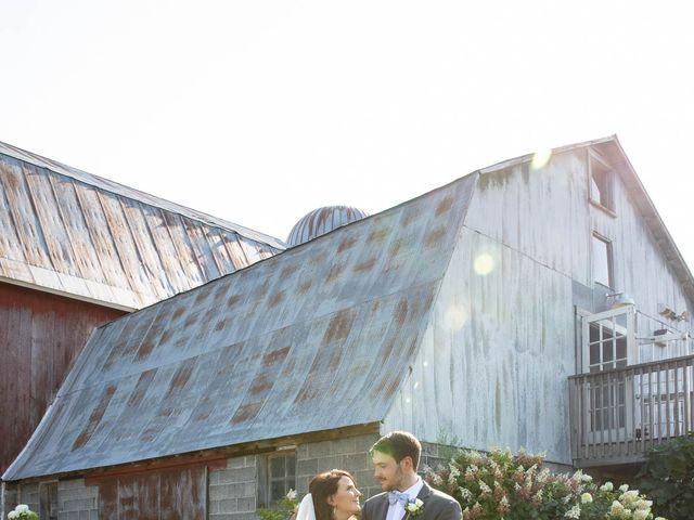 Devin and Michaela's Wedding in Beldenville, Wisconsin 46