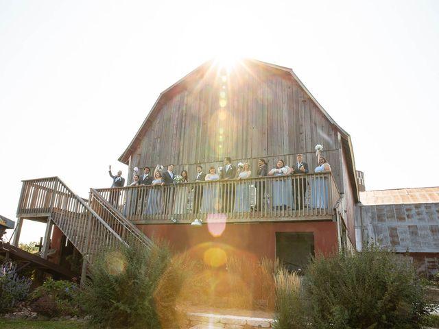 Devin and Michaela's Wedding in Beldenville, Wisconsin 48