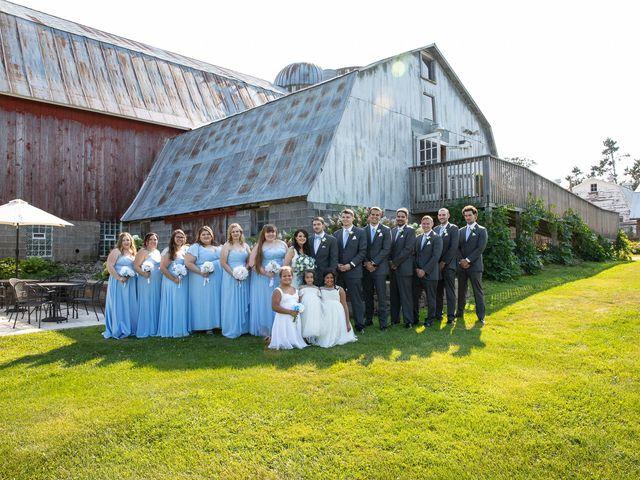 Devin and Michaela's Wedding in Beldenville, Wisconsin 51