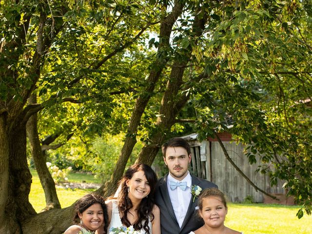 Devin and Michaela's Wedding in Beldenville, Wisconsin 55