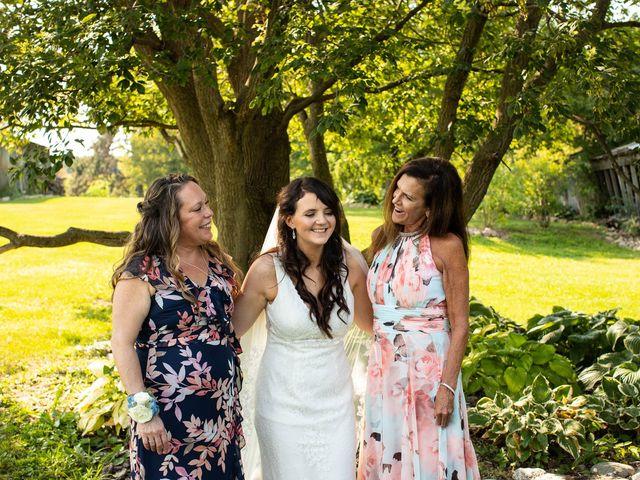 Devin and Michaela's Wedding in Beldenville, Wisconsin 56