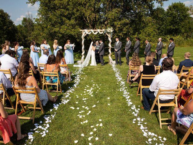 Devin and Michaela's Wedding in Beldenville, Wisconsin 61