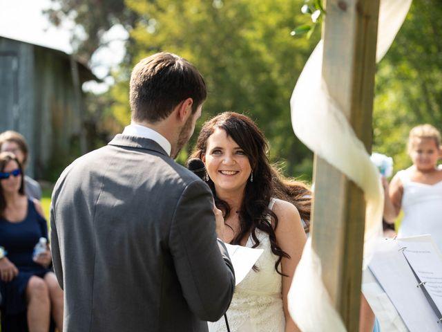Devin and Michaela's Wedding in Beldenville, Wisconsin 67