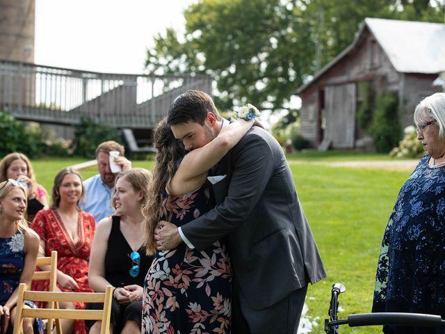 Devin and Michaela's Wedding in Beldenville, Wisconsin 69