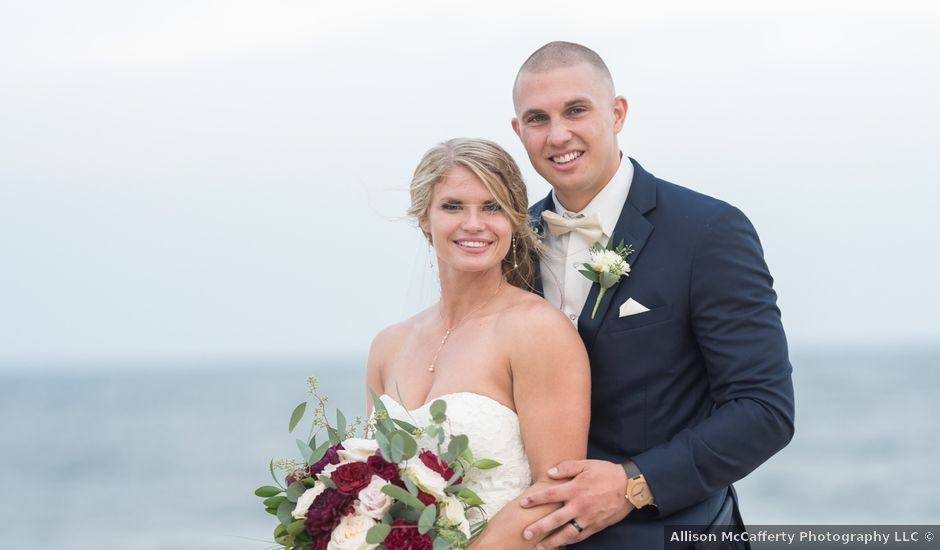 Jake and Tori's Wedding in Long Branch, New Jersey